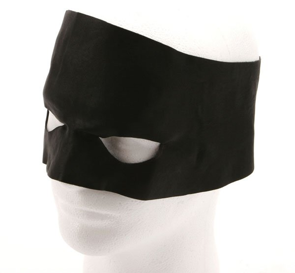 Zorro Mask Unearthed Here