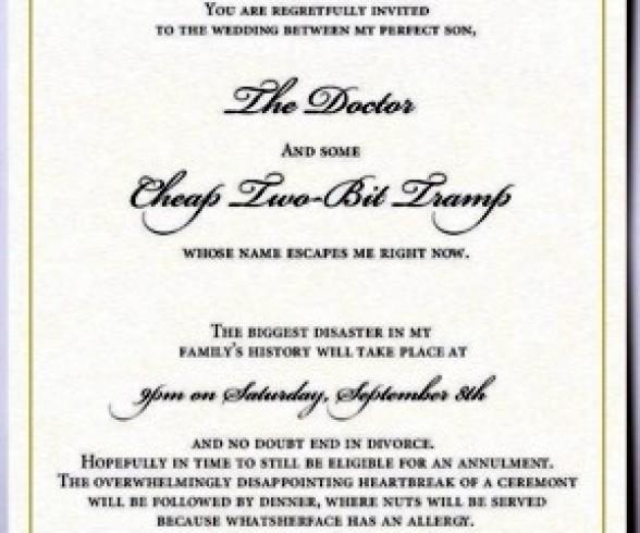 Dwindling Number of Weddings