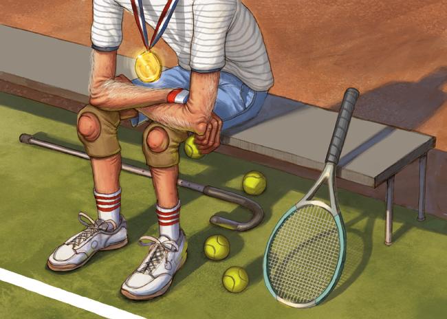 Sedona Senior Olympics
