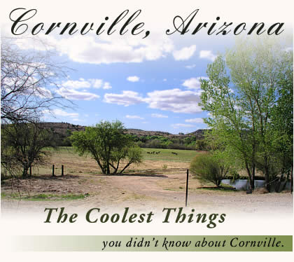 Changing the Name of Cornville?