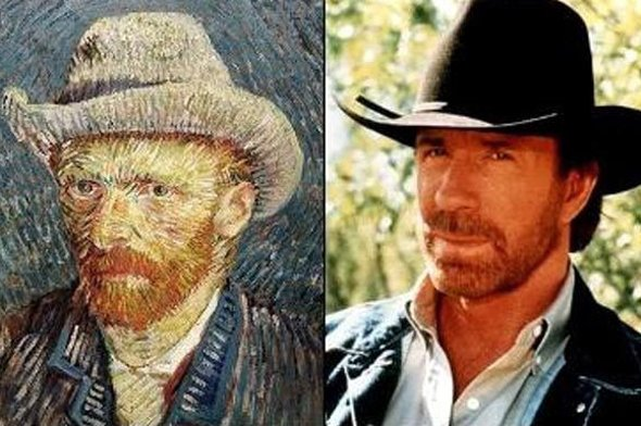 Vincent Van Gogh's Relatives?