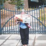 Excentric Reader Rita Rusch