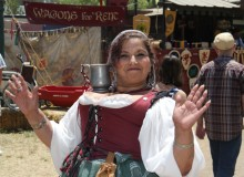 ren faire maiden