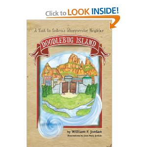 No News from Doodlebug Island, by William F. Jordan