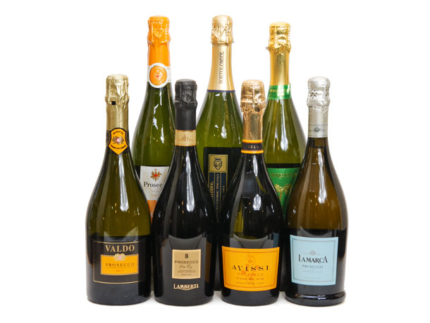 Italian Bubbles . . . by Joel Mann, Staff Wine Tasting Guy