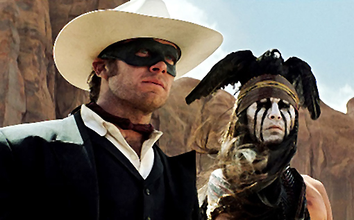 Is The Lone Ranger Returning? . . . By Bishop, Excentric Task Force Manager