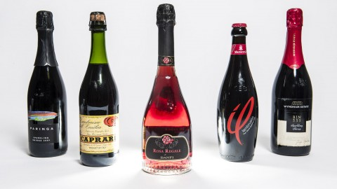 Food - Sparkling Red Wine