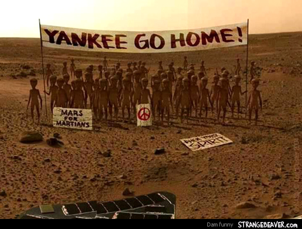 Will There Be Bookstores On Mars? . . . By Bishop,